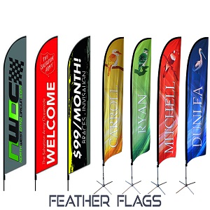 How Feather Flags Can Help Your Business   Feather Flags, Custom