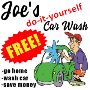 Customize Your Own Car Wash Banners - DIY Template - Custom Graphix