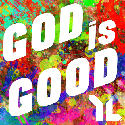 Customize Your Own Religious Banners - God Is Good Template - Custom Graphix
