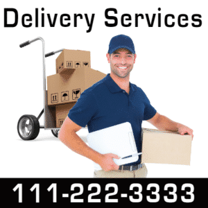 Customize Your Own Magnetic Signs - Delivery Template - Custom Graphix