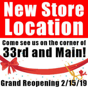 Customize Your Own Grand Opening Banner - Location Template - Custom Graphix