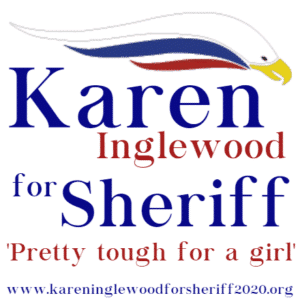 Customize Your Own Political Banner - Sheriff Template - Custom Graphix