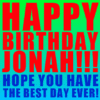 Customize Your Own Birthday Banners - Simple Template - Custom Graphix