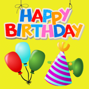 Customize Your Own Birthday Banners - Balloons Template - Custom Graphix