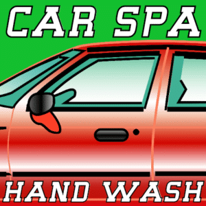 Customize Your Own Car Wash Banners - Car Spa Services Template - Custom Graphix
