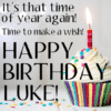 Customize Your Own Birthday Banners - Make A Wish Template - Custom Graphix
