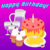 Customize Your Own Birthday Banners - Cherry Cake Templates - Custom Graphix