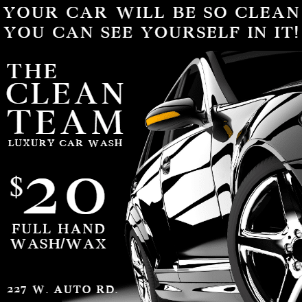 Car Wash Banners Luxury Template Custom Graphix