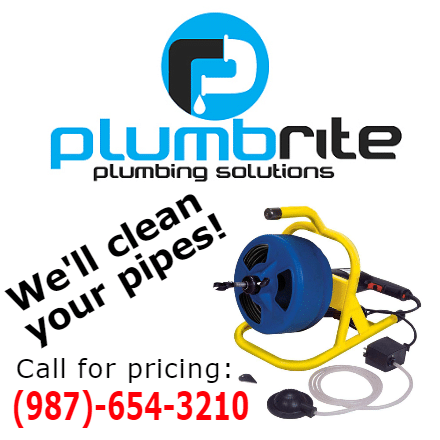 Customize Your Own Contractors Banners - Pipe Cleaning Template - Custom Graphix