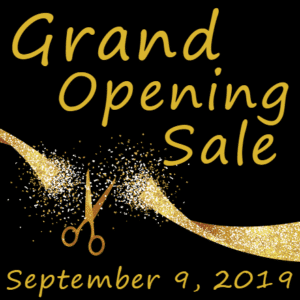 Customize Your Own Grand Opening Banner - On Sale Template - Custom Graphix