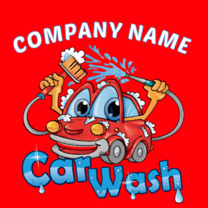 Customize Your Own 24″ x 18″ Yard Sign - Car Wash Template - Custom Graphix
