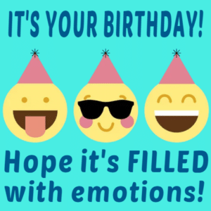 Customize Your Own Birthday Banners - Emoticon Templates - Custom Graphix