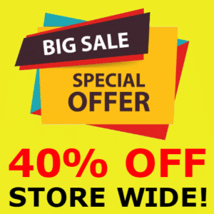 Customize Your Own Retail Banners - Store Wide Sale Template - Custom Graphix