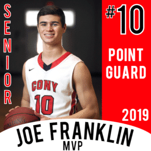 Customize Your Own Basketball Banners - Senior MVP Template - Custom Graphix