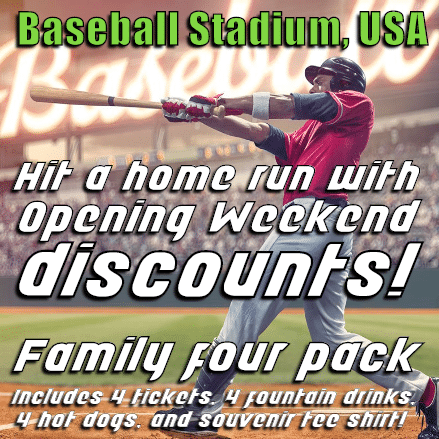 Custom Baseball Banners - Discounts Template - Custom Graphix