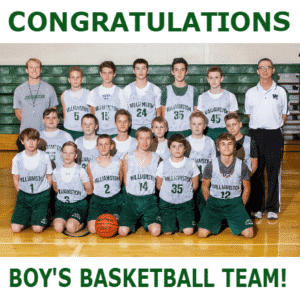 Custom Basketball Banners - Boys Team Template - Custom Graphix