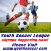 Customize Your Own Soccer Banners - Youth League Template - Custom Graphix