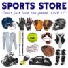 Custom Baseball Banners - Sports Store Template - Custom Graphix
