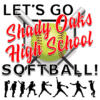 Customize Your Own Softball Banners - Highschool Template - Custom Graphix