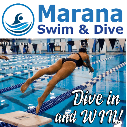 Customize Your Own Swimming Banners - Diving Template - Custom Graphix