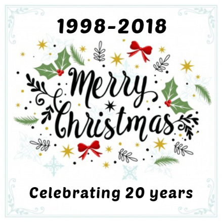 Customize Your Own Christmas Banners - Celebration Template - Custom Graphix
