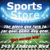 Customize Your Own Football Banners - Sports Store Template - Custom Graphix