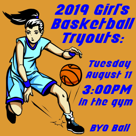 Customize Your Own Basketball Banners - Tryouts Template - Custom Graphix