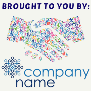 Customize Your Own Sponsor Banners - Company Template - Custom Graphix