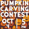 Customize Your Own Halloween Banners - Pumpkin Contest Template - Custom Graphix