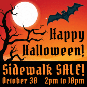 Customize Your Own Halloween Banners - Street Sale Template - Custom Graphix