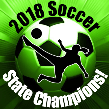 Customize Your Own Soccer Banners - State Champs Template - Custom Graphix