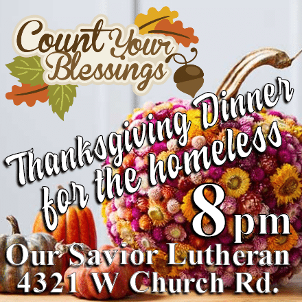 Customize Your Own Thanksgiving Banners - Blessings Template - Custom Graphix