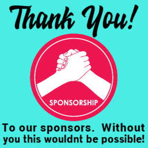 Customize Your Own Sponsor Banners - Thank You Template - Custom Graphix