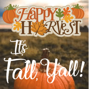 Customize Your Own Thanksgiving Banners - Harvest Template - Custom Graphix