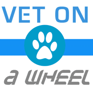 Magnetic Sign - Vet on a Wheel Template - Custom Graphix