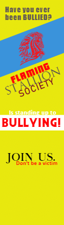 Magnetic Sign - Stop Bullying! Template - Custom Graphix