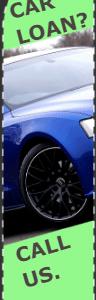 Cheap Flags - Car Loan Template - Custom Graphix