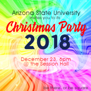 Christmas Banner - School Party Template - Custom Graphix