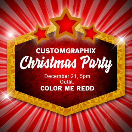 Christmas Banner - Theme Template - Custom Graphix