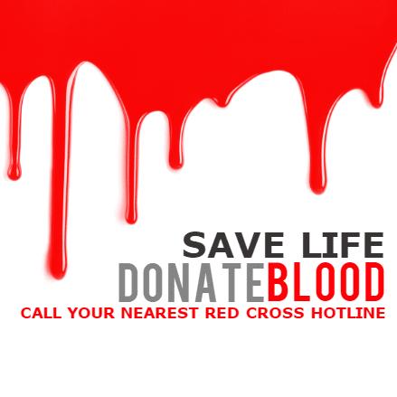 Non-profit Banner - Blood Donation - Custom Graphix