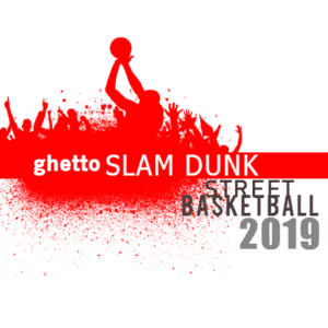 Customize Your Own Basketball Banners - Ghetto Slamdunk Template - Custom Graphix