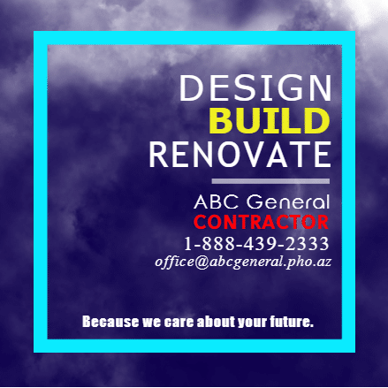 Customize Your Own Contractors Banners - Build Renovate Template - Custom Graphix