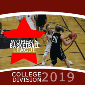 Customize Your Own Basketball Banners - Women's League Template - Custom Graphix