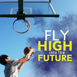 Customize Your Own Basketball Banners - Fly High Template - Custom Graphix