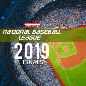 Customize Your Own Baseball Banners - 2019 Finals Template - Custom Graphix