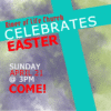 Customize Your Own Easter Banners - Church Celebration Template - Custom Graphix
