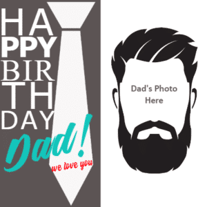 Birthday Banner - Daddy - Custom Graphix