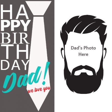Birthday Banner - Daddy - Custom Graphix