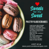 Customize Your Own Restaurant Banners - Pastry and Sweets Template - Custom Graphix