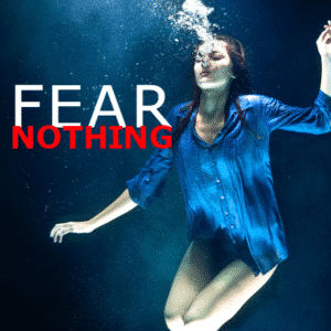 Customize Your Own Swimming Banners - Fear Nothing Template - Custom Graphix